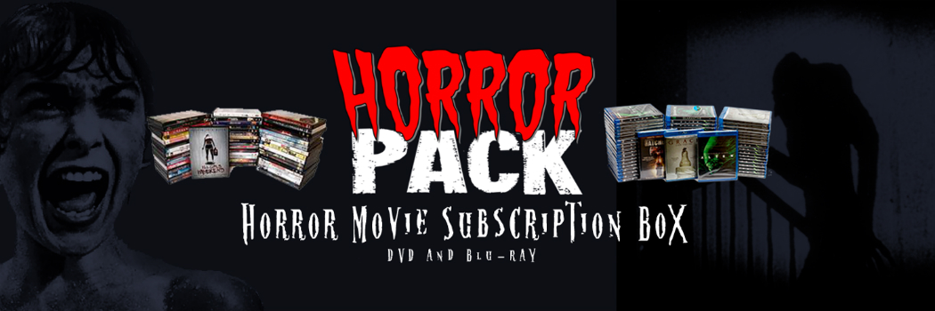 Horror Pack Monthly Horror Subscription