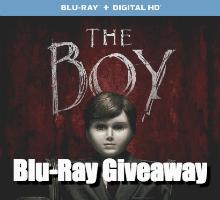 The Boy Blu-Ray Giveaway